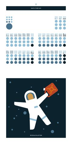#pictograms #icon #graphicdesign #vector #vectorgraphics #illustration #calendar #calendar2017 #december #december2017 #astronaut #miscalculation #outofgas