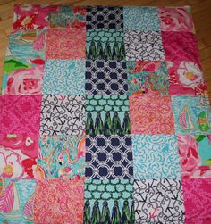 her quilt