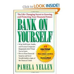 Bank On Yourself: The Life-Changing Secret to Protecting Your Financial Future really amazing.  Have to get through the first few chapters to really dig in and get some good information.  A must read for people looking to take over their financial future.    Thank you! I wrote that!