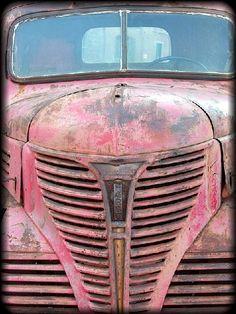 I Love Old Trucks
