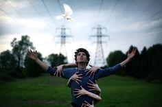 19-Year-Old's Dramatically Artistic Self-Portraits - My Modern Metropolis