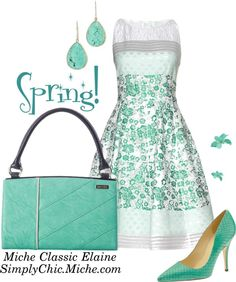 """""""It looks like Spring with Miche!"""" by miche-kat on Polyvore"""