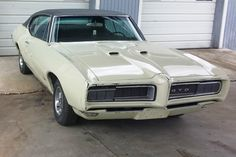 30 Years In Storage: 1968 Pontiac GTO - http://barnfinds.com/30-years-in-storage-1968-pontiac-gto/