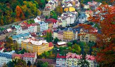 Is the Grand Budapest Hotel real? Tour of the locations in Karlovy Vary and Gorlitz, Germany - Karlovy Vary, Cseh Republic