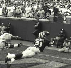 """Any Michigan fan will know who and when, """"The Catch"""". Football Images, Sports Images, Football And Basketball, Football Pictures, College Football, Michigan Athletics, Michigan Wolverines Football, Michigan Quotes, Steelers And Browns"""