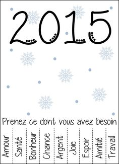 Carte de voeux 2015 Acacia, Dyi, Christmas Cards, Xmas, Doodle Lettering, Nouvel An, Printable Labels, New Years Eve Party, Diy Cards