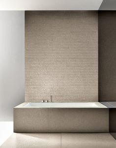 Wave by Makro, an innovative, single-block, under-mount bathtub _