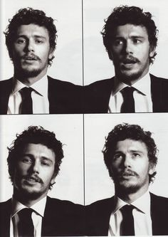 james franco. I can never take this guy seriously. Lol