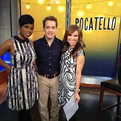 Thanks to #trknight for visiting #newyorklivetv yesterday to chat about returning to the #NYC stage in #Pocatello!