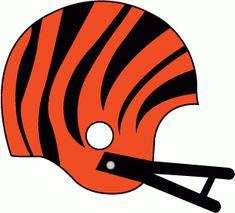 NFL Cincinnati Bengals  Primary Logo (1981 - 1986)