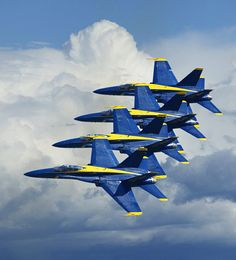 Watched the Blue Angels!