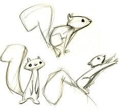 squirrel drawing - Google Search