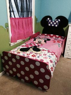 Minnie Bed!