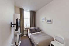 Go Native Hyde Park London - Classic Studio Serviced Apartment.