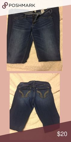 Jeans Hollister 5L jeans medium wash. Jeggings Hollister Jeans