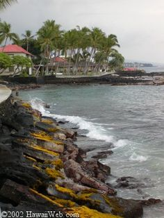 Kailua Kona on the Big Island of Hawaii