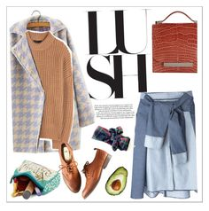 """""""Autumn is coming"""" by teoecar ❤ liked on Polyvore featuring The Row, Aviù, H&M and Disaster Designs"""