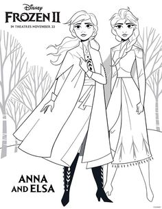 how to draw elsa from disney's frozen 2 💙 frozen 2 coloring pages for in 2019  frozen