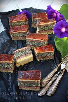 Romanian Desserts, Sweets Recipes, Caramel, Sweet Treats, Fish, Cakes, Cooking, Drink, Sweets