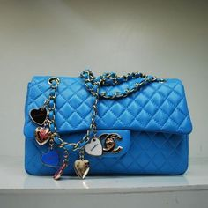 Chanel Purse - everyone should have at least one!  So very School of Flaunt!