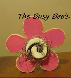 The Busy Bees: Wood Projects