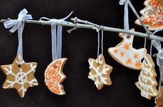 kalediniai_meduoliai_zaisliukai Pesto Pasta Bake, Nutella, Crochet Earrings, Christmas Ornaments, Holiday Decor, How To Make, Health, Recipes, Health Care