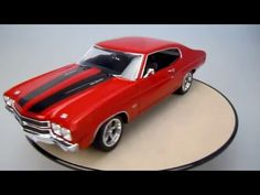 DOM'S CHEVROLET CHEVELLE SS 1970 Greenlight 1/18 (Fast & Furious 4)