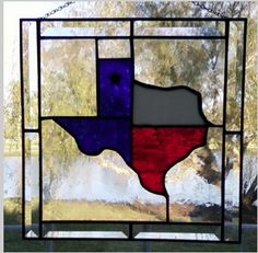 Texas til I die . Stained Glass Designs, Stained Glass Projects, Stained Glass Patterns, Stained Glass Art, Austin, Texas Star, Texas Pride, Wine Bottle Wall