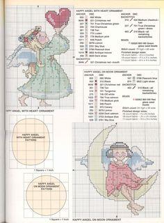 Gallery.ru / Фото #92 - Mary Engelbreit Cross Stitch for all seasons - KIM-2