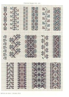 See our domain for even more with regard to this exciting photo Cross Stitch Borders, Cross Stitch Samplers, Cross Stitch Flowers, Cross Stitch Charts, Cross Stitch Designs, Cross Stitching, Cross Stitch Patterns, Blackwork Embroidery, Folk Embroidery