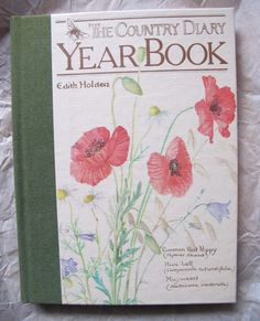 The Country Diary Year Book by Edith Holden by SandrasCornerStore, $5.25