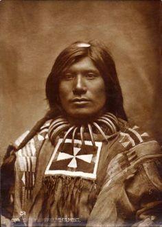 Scorched Lightning - Miniconjou / Sioux (Lakota)