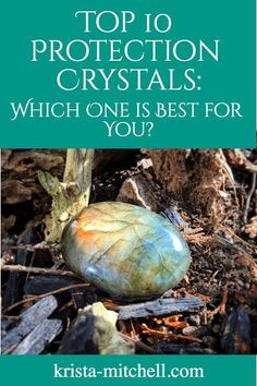 There's generally a list of crystals I can suggest, but the truth of my experience is that not all protective crystals work the same -- what you work with very much depends on what's affecting you and what you need. Crystal Magic, Crystal Healing Stones, Crystal Grid, Stones And Crystals, Gem Stones, Crystal Ball, Healing Rocks, Natural Crystals, Natural Gemstones