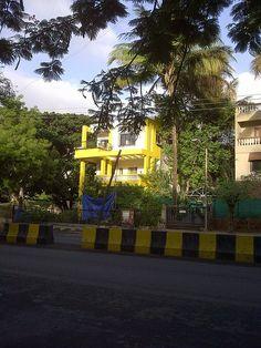 Yellow Bungalow, near Kinara Hotel, off Paud Road, Kothrud, Pune 411 038