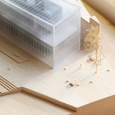 Museum of Architecture: Utzon Archive by Maquette Architecture, Architecture Model Making, Model Building, Architecture Design, Healthcare Architecture, Architecture Diagrams, Architecture Portfolio, Jorn Utzon, Planer Layout