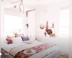 Bohemian inspired room from Reno Rumble TV show - Love It!