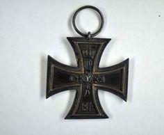 """Eisernes Kreuz"" (""Iron Cross""), Germany - Europeana 1914-1918 CC-BY-SA"