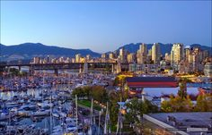 Vancouver....In All It's Glory