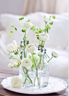 decorar con flores decoracion decorate with flowers decoration Fresh Flowers, Spring Flowers, White Flowers, Beautiful Flowers, Simple Flowers, White Peonies, Elegant Flowers, Beautiful Things, Arte Floral