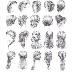 Pencil Art Drawings, Art Drawings Sketches, Cartoon Drawings, Easy Drawings, Drawing Drawing, Nurse Drawing, Girl Drawings, Gesture Drawing, Drawing Faces