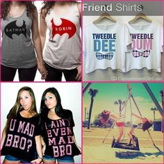 Matching Best Friend Clothing :) ?