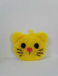 Creative Bubble, Decorative Objects, Crochet, Bubbles, Kawaii, Baby, Planting Lemon Seeds, Cat Face, Woman Face