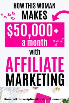 How to Make $50,000+/MONTH with Affiliate Marketing Make Money On Amazon, Make Money Online, How To Make Money, Writing Strategies, Blog Writing, Amazon Affiliate Marketing, Best Online Jobs, Work From Home Jobs, Make Money Blogging