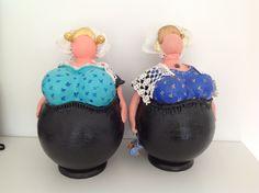 Zeeuwse dikke dames zelf gemaakt