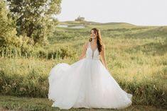 Photographer: Savannah Sherwood Photography Venue: Colbert Hills Celebrations of the Heart Bride Boho Wedding Dress, Wedding Dresses, Wear Store, Bridal And Formal, Formal Wear, Savannah Chat, Celebrations, Special Occasion, Bridesmaid