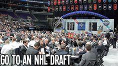 Hockey Bucket List - Go to a NHL draft