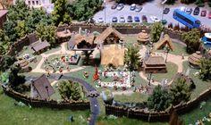 Parc Astérix, Mini World Lyon
