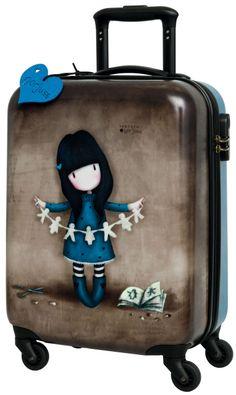 Maleta Santoro Gorjuss de venta en www.maletastony.com