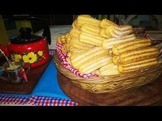 Churros, receta de Pepe - YouTube
