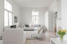 White & other colors Decor, Living Room, Furniture, Interior Decorating, Interior, Interior Inspiration, Home, House Interior, White Interior